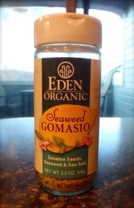 Eden Organic Gomasio with Seaweed
