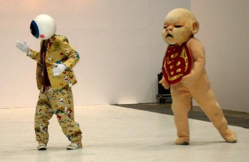 Design Festa Performance © 2006, Juniper Stokes